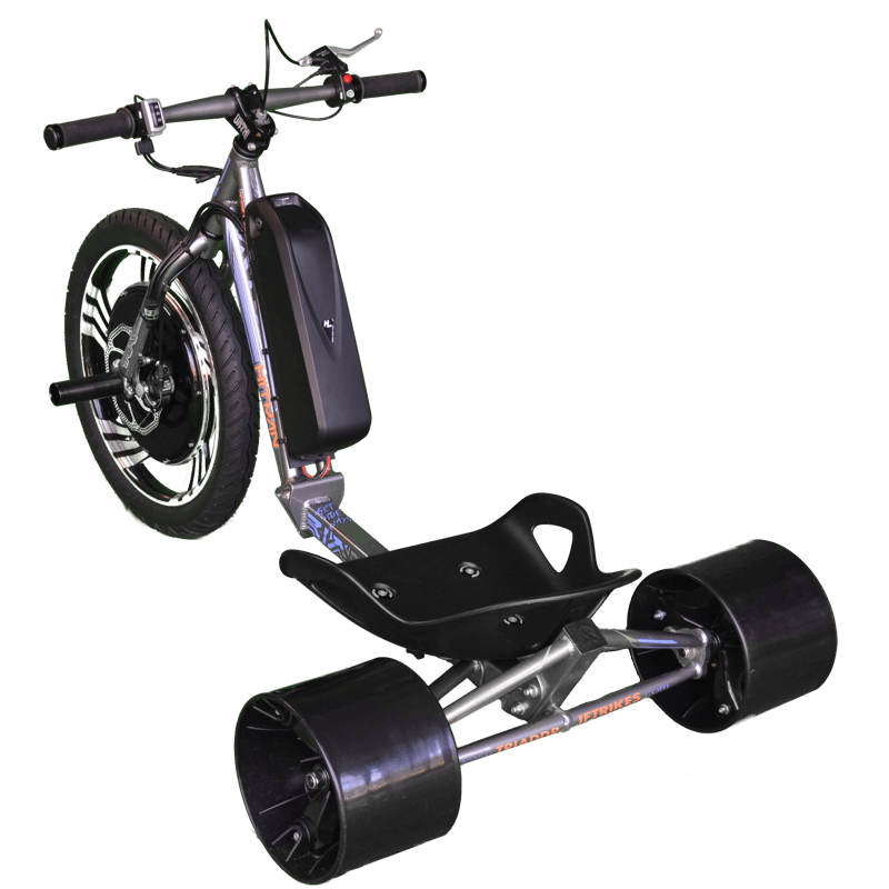 eDriftTrikes - Baseline Electric Drift Trike eHitman Rear Right