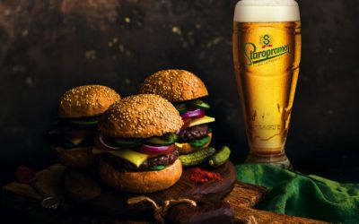 Burgers & Beers: Is it that simple?
