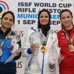 ISSF World Cup Final rifle / pistol -2015