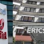 Bharti Airtel agreement with Ericsson