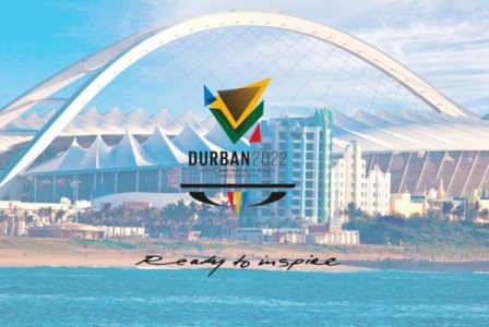22th Commonwealth Games held in Durban