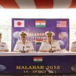 Exercise Malabar-2015