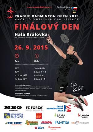 Fz Forga Prauge Badminton Open 2015