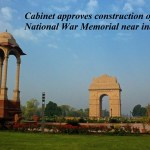 Cabinet National War Memorial and the National War Museum building was Approved