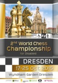 World Chess Championship for Disabled-2015