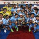 8th Men's Junior Asia Cup - 2015