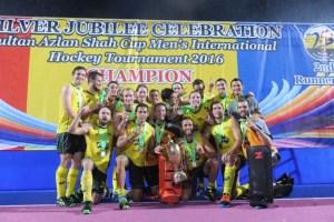 Sultan Azlan Shah Cup 2016