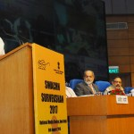 he Union Minister for Urban Development, Housing & Urban Poverty Alleviation and Information & Broadcasting, Shri M. Venkaiah Naidu addressing at the launch of the Swachh Survekshan-2017, in New Delhi on August 06, 2016. The Secretary, Ministry of Urban Development, Shri Rajiv Gauba, the Director General (M&C), Press Information Bureau, Shri A.P. Frank Noronha and other dignitaries are also seen.