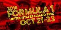 2016 FORMULA 1 UNITED STATES GRAND PRIX
