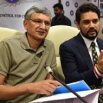 Anurag Thakur, Ajay Shirke sacked