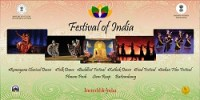 Festival of India being Organized in Cambodia