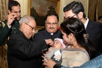 President launches countrywide Pulse Polio Programme for 2017