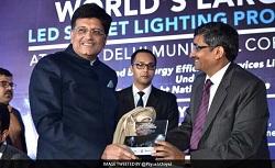 World's Largest LED Street Lighting Programme