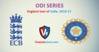 india u19 and england u19 one day series 2017