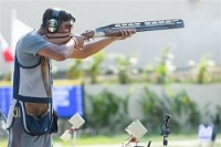 Ankur Mittal wins double trap gold in Mexico