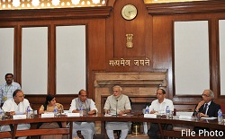 Union Cabinet cleared the Constitution (123rd Amendment) Bill ...