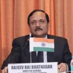Rajiv Rai Bhatnagar appointed new CRPF chief