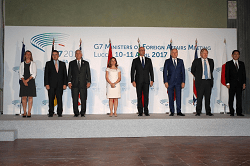The G7 Foreign Ministers meeting in Lucca (April 10-11)