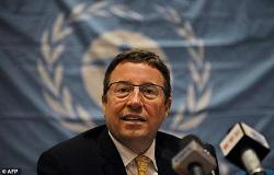 UN CHIEF NAMES GERMANY'S ACHIM STEINER TO HEAD UNDP
