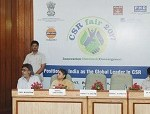 Anant Geete Inaugurates CSR Fair 2017