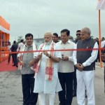 PM inaugurates India's longest bridge in Assam,