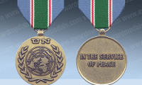 Two Indian peacekeepers to be honoured posthumously with UN medal
