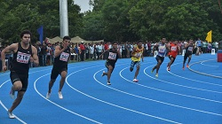 57th National Inter State Senior Athletics Championships 2017