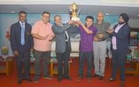 Hoa Nguyen wins the 10th Mayor's Cup 2017