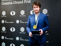 Teimur Rajabov Wins the Geneva FIDE Grand Prix 2017
