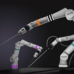Smallest surgical robot in the world