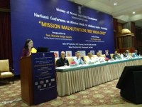 """First ever National Conference on """"Mission Mode to address Under-Nutrition"""" held in New Delhi"""