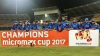 INDIA IN SRI LANKA ODI SERIES, 2017