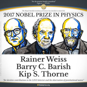 The Nobel Prize in Physics 2017