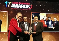 Indian entrepreneur Birendra Sasmal wins UK biz award