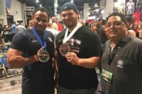 Mukesh Singh Wins Gold At Pro Olympia Power Lifting