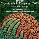 ORGANIC WORLD CONGRESS 2017