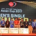 The ITTF-ATTU 30th Asian Cup