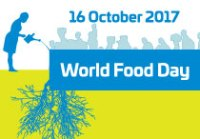 World Food Day, 16 October 2017