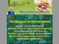 Cabinet approves setting up of National Nutrition Mission