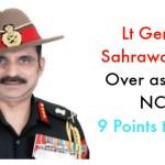 Lt Gen B S Sahrawat takes over as DG, NCC