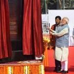 Prime Minister inaugurates Dr. Ambedkar International Centre