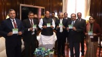 """Union Home Minister Shri Rajnath Singh releases NCRB Publication """"Crime in India 2016- Statistics"""""""