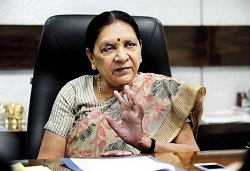 Anandiben Patel to be next Governor of Madhya Pradesh