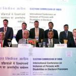 International Conference on 'Inclusion of Persons with Disabilities in the Election Process'