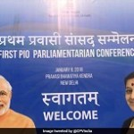 PIO-Parliamentarian Conference