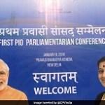 PIO-Parliamentarian Conference