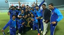 Syed Mushtaq Ali Trophy, 2018
