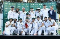 Indian cricket team in South Africa in 2017–18