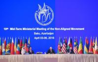 Ministerial Conference of the Non- Aligned Movement