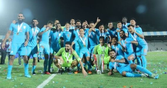 Hero intercontinental Cup 2018 Points Table